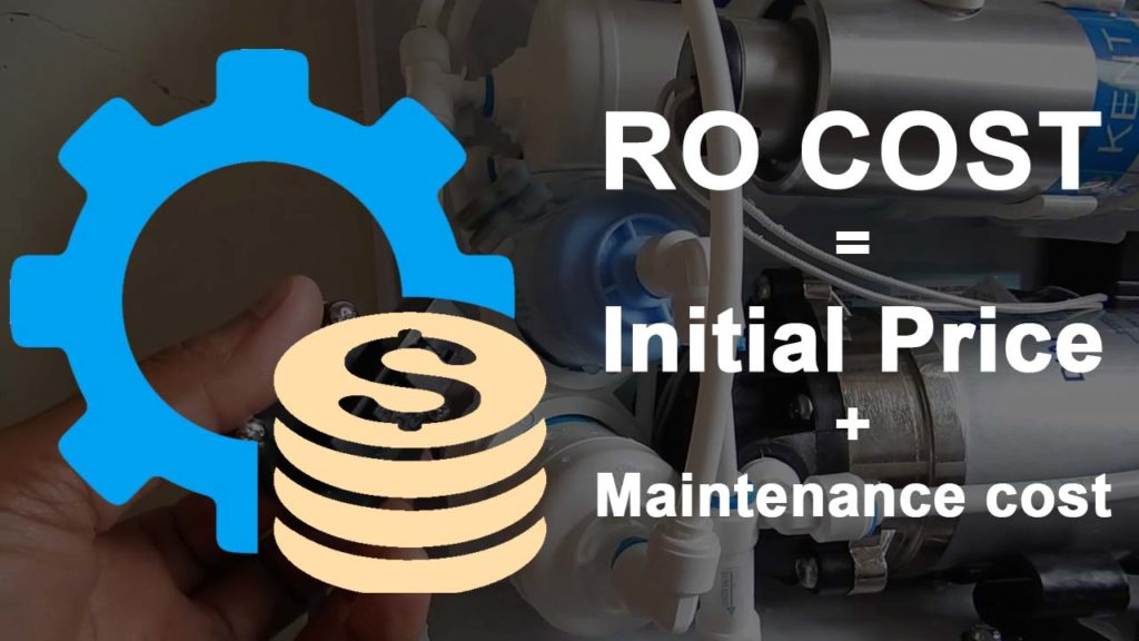 Reverse Osmosis System Cost