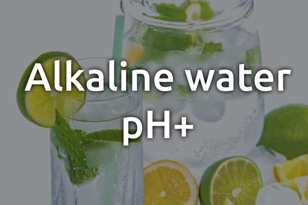Alkaline water - everything you need to know