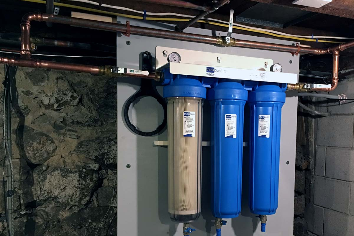 The Best Whole House Water Filter System
