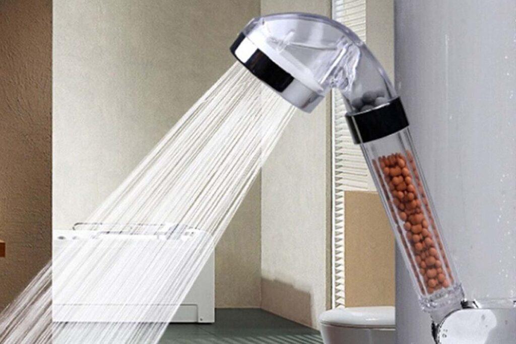 Best shower head water filter