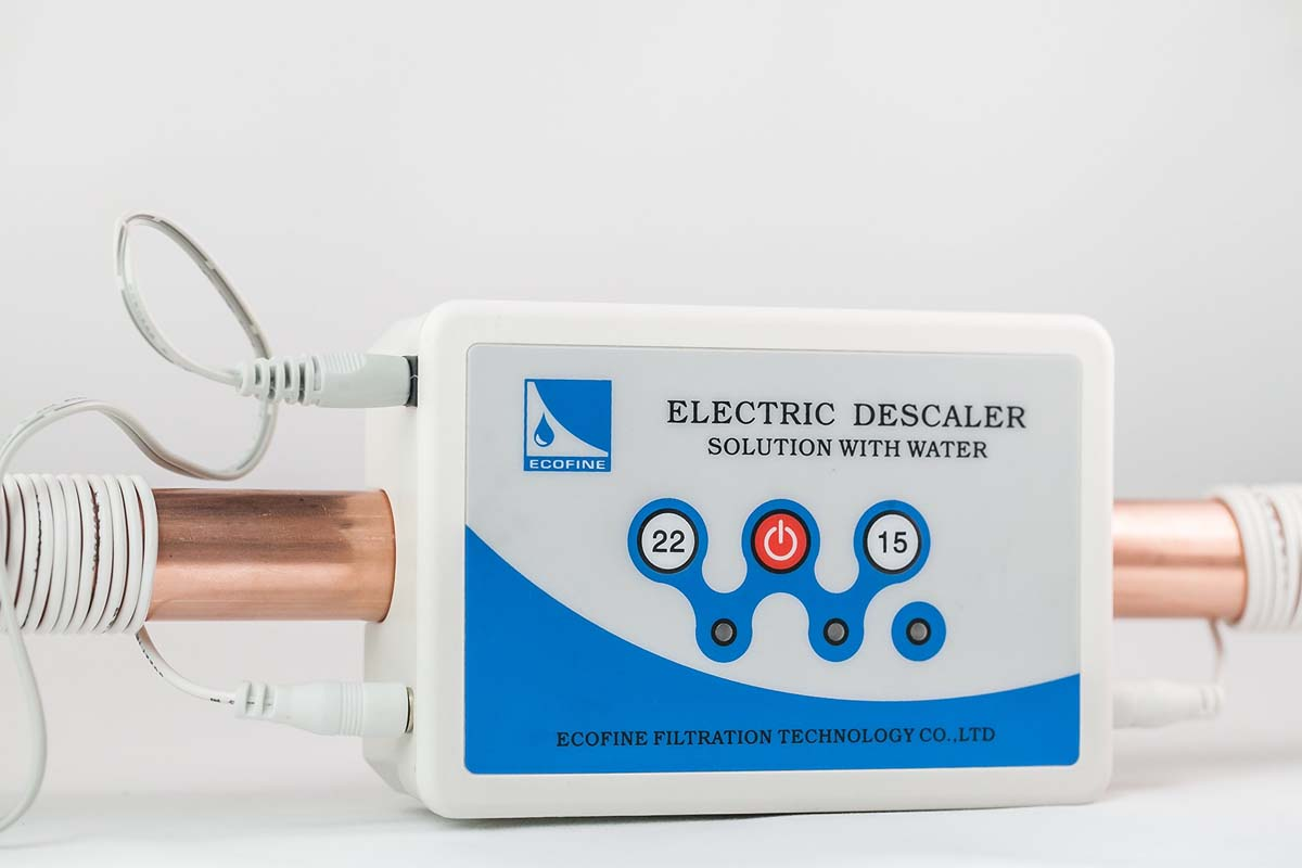 Best electronic water descaler
