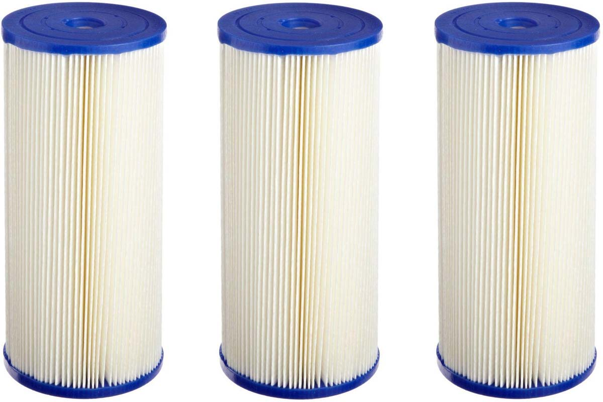 Best 10x4.5 pleated sediment filter cartridge