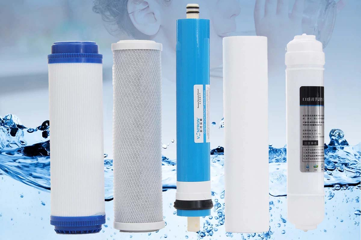 Best Reverse Osmosis Replacement Filter Cartridge Set