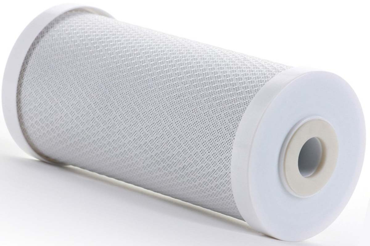 best 10 x 4.5 inch activated carbon block cto filter cartridge