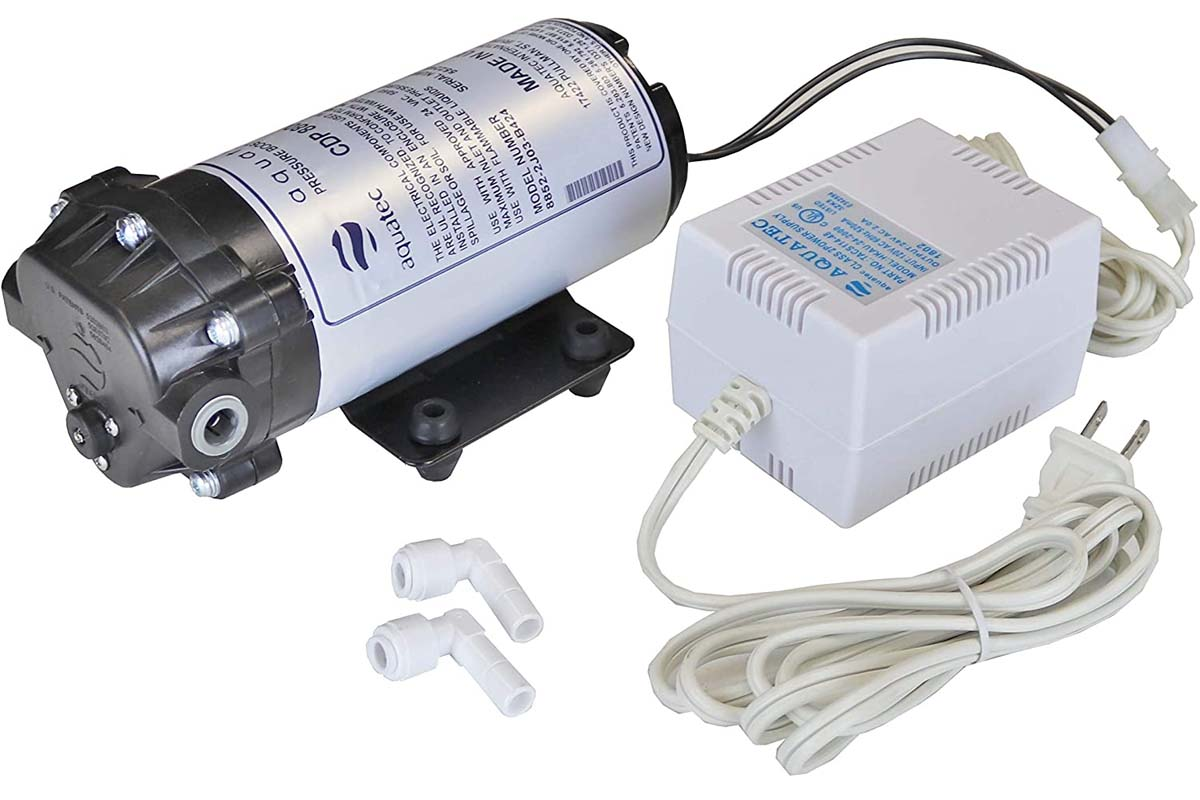 Best Reverse osmosis system RO booster pump